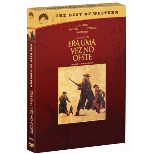 DVD Era uma Vez no Oeste