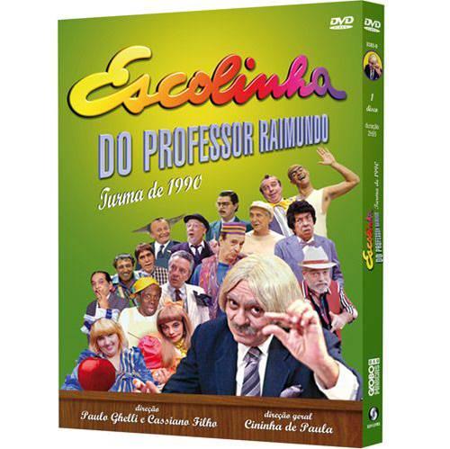 DVD Escolinha do Professor Raimundo - Turma de 90
