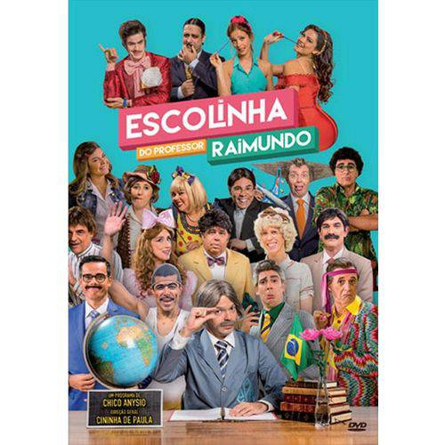 Dvd Escolinha do Professor Raimundo (2 Dvds)
