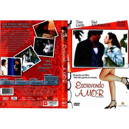 Dvd Escrevendo o Amor
