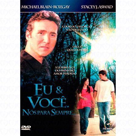 DVD eu Você Nós para Sempre