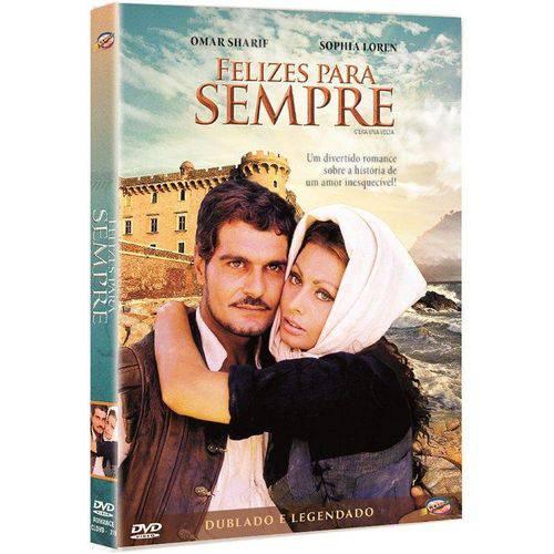 DVD Felizes para Sempre - Sophia Loren