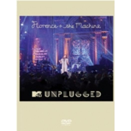 DVD Florence And The Machine - Mtv Unplugged - 2012