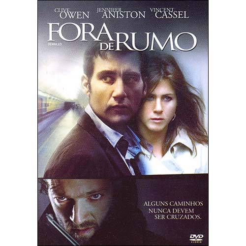 DVD Fora de Rumo