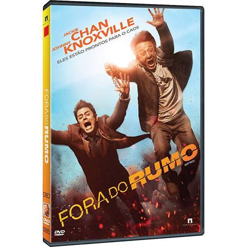 DVD Fora do Rumo