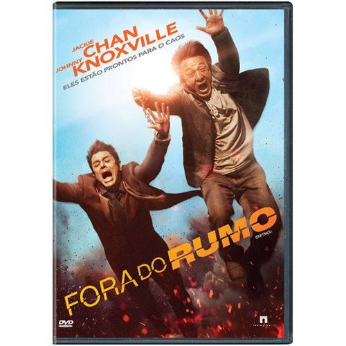 Dvd - Fora do Rumo
