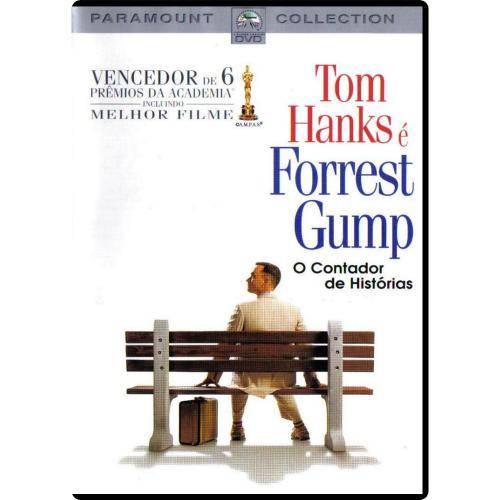 Dvd Forrest Gump - o Contador de Histórias