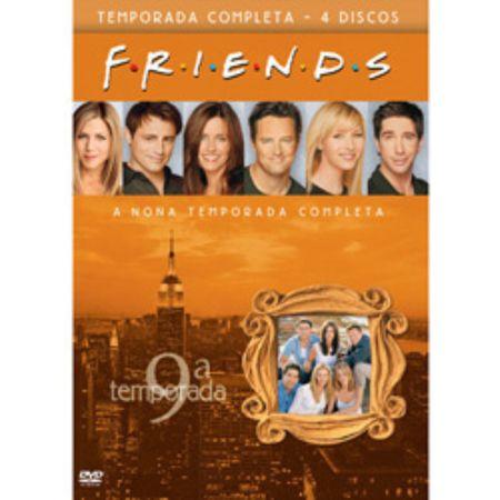DVD Friends - 9ª Temporada (Box 4 DVDs)