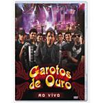 DVD Garotos de Ouro - ao Vivo