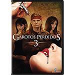 DVD Garotos Perdidos 3