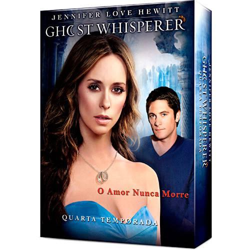DVD Ghost Whisperer 4ª Temporada - 6 DVDs