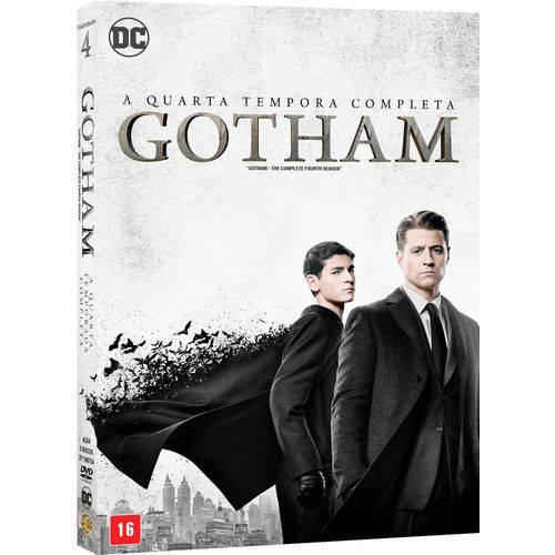 DVD Gotham - 4ª Temporada - 5 Discos