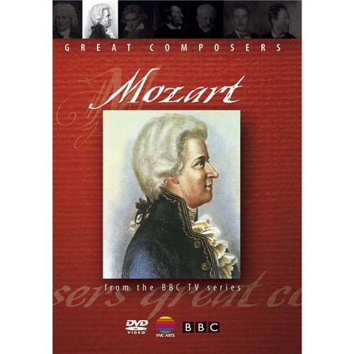 DVD Great Composers Series - Mozart