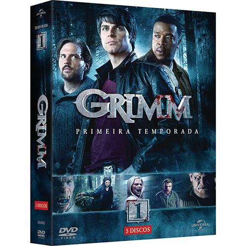 DVD Grimm 1ª Temporada (5 Discos)