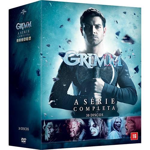 DVD - Grimm - a Série Completa (30 Discos)