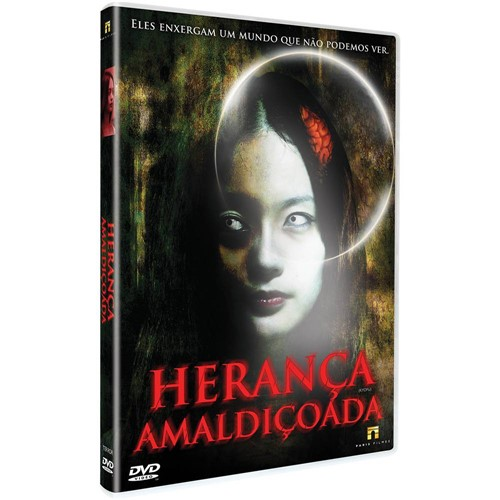 DVD Herança Amaldiçoada