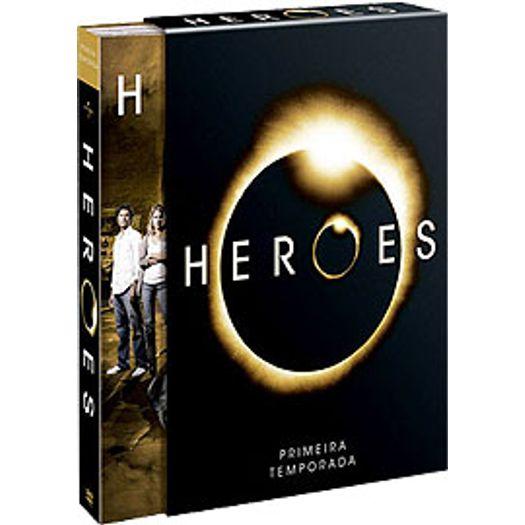 DVD Heroes - Primeira Temporada (6dvds)