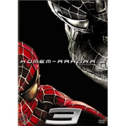 DVD Homem-Aranha 3