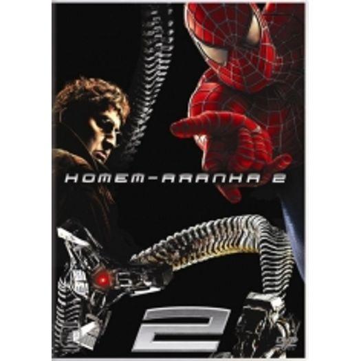 DVD Homem-Aranha 2