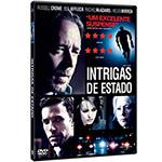 DVD Intrigas de Estado