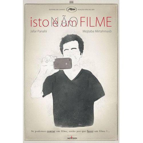 DVD Isto não é um Filme - Jafar Panahi