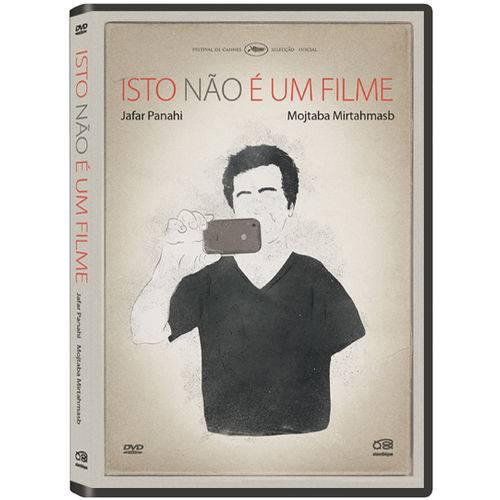 Dvd - Isto não é um Filme - Legendado