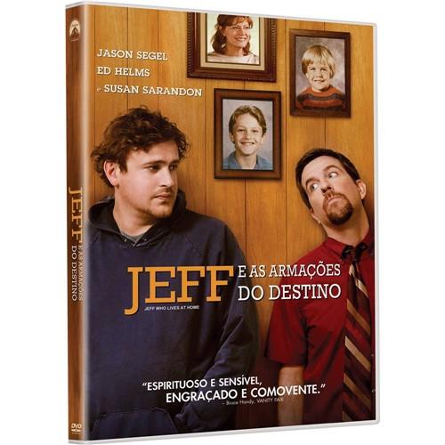 DVD Jeff e as Armações do Destino