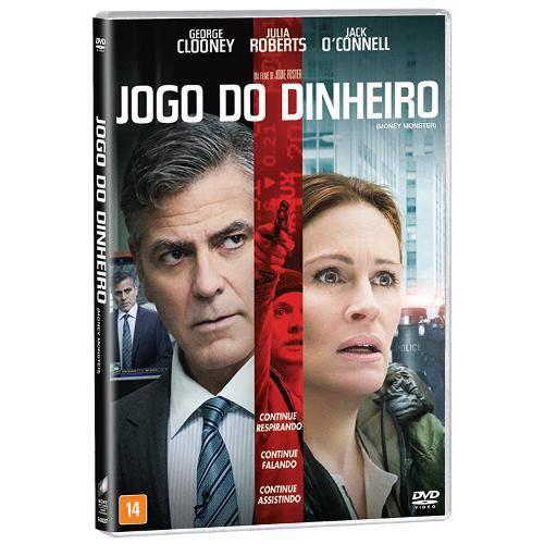 Dvd - Jogo do Dinheiro