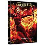 DVD - Jogos Vorazes: a Esperança - o Final