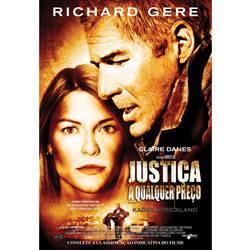 DVD Justiça a Qualquer Preço