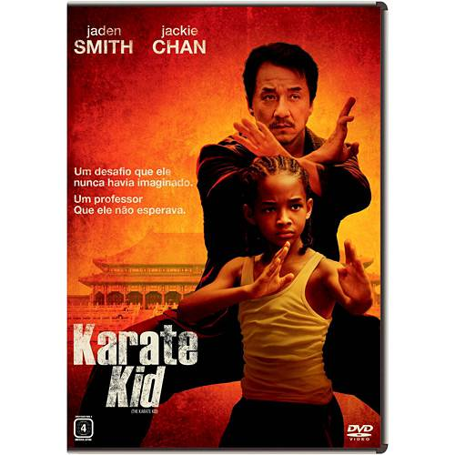 DVD Karate Kid