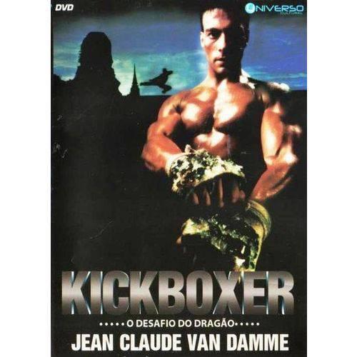 Dvd Kickboxer - o Desafio do Dragão