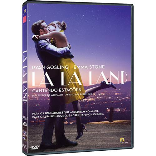 DVD La La Land Cantando Estações