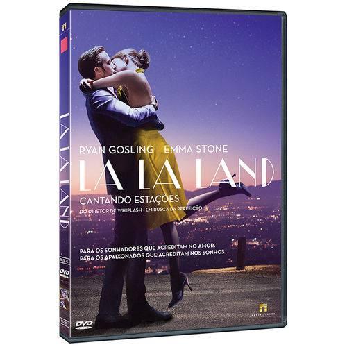Dvd - La La Land: Cantando Estações