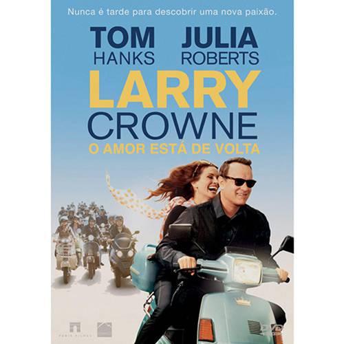 DVD Larry Crowne - o Amor Está no Ar