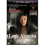 DVD Lenda Assassina