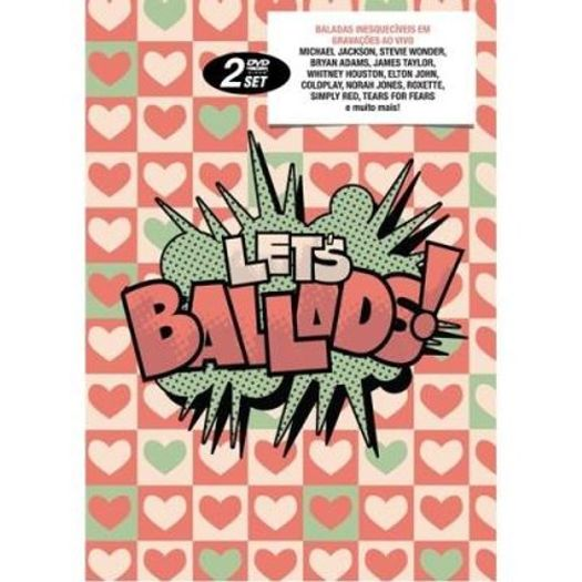 DVD Let'S Ballads (2 DVDs)