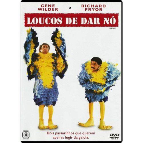Dvd Loucos de Dar Nó - Gene Wilder, Richard Pryor