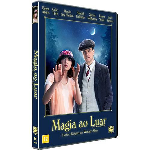 DVD - Magia ao Luar