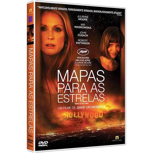 DVD - Mapas para as Estrelas