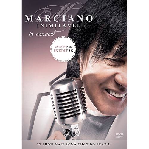 DVD - Marciano - Inimitável - In Concert