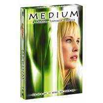 DVD Medium 1ª Temporada (4 Discos)