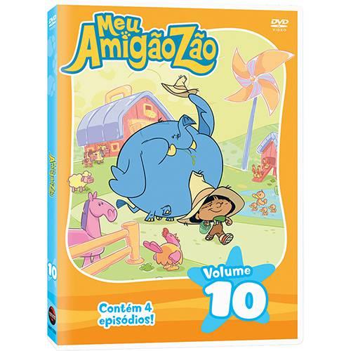DVD Meu Amigãozão Vol.10