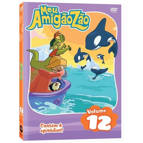 DVD Meu Amigãozão Vol. 12