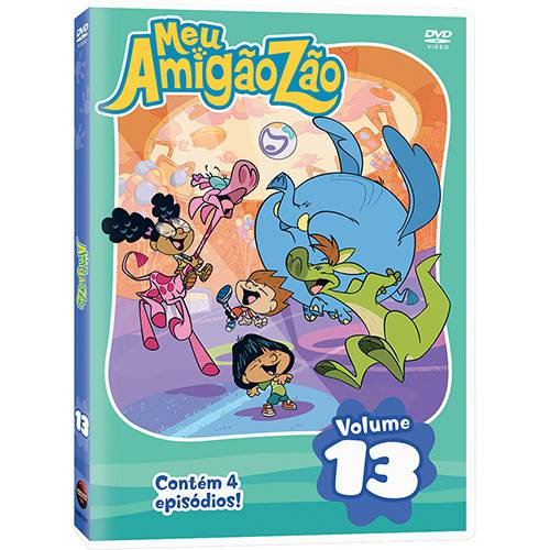 DVD Meu Amigãozão Vol.13