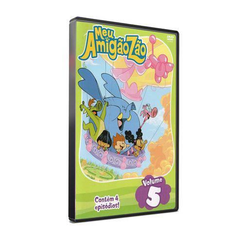 DVD Meu Amigãozão Vol. 5