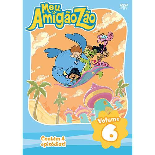 DVD Meu Amigãozão - Vol. 6
