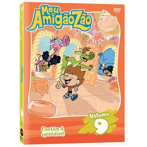 DVD Meu Amigãozão Vol. 9