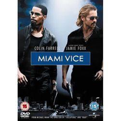 DVD Miami Vice