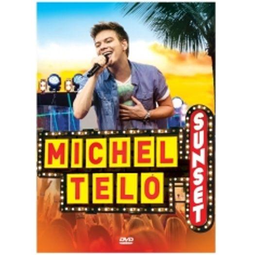 DVD Michel Teló - Sunset - 2013
